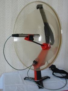 4190-Réflecteur ParaboliqueSon Sony PBR-400